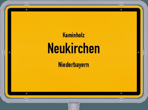 Kaminholz & Brennholz-Angebote in Neukirchen (Niederbayern), Großes Bild