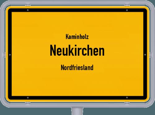 Kaminholz & Brennholz-Angebote in Neukirchen (Nordfriesland), Großes Bild