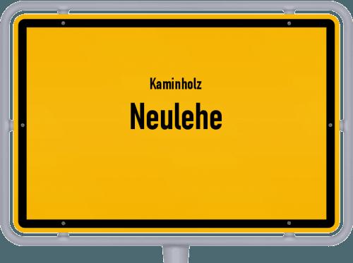 Kaminholz & Brennholz-Angebote in Neulehe, Großes Bild
