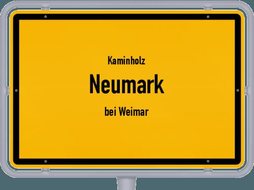 Kaminholz & Brennholz-Angebote in Neumark (bei Weimar), Großes Bild