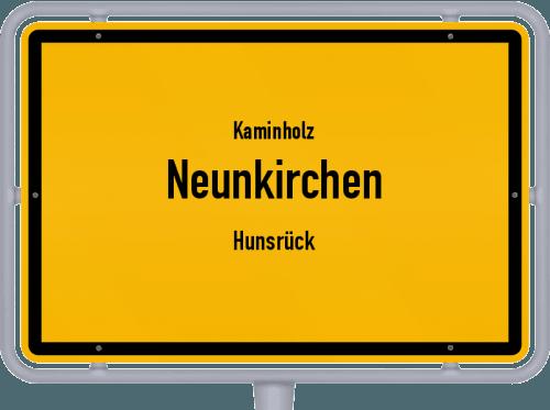 Kaminholz & Brennholz-Angebote in Neunkirchen (Hunsrück), Großes Bild