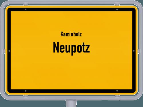 Kaminholz & Brennholz-Angebote in Neupotz, Großes Bild
