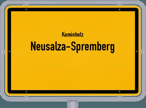 Kaminholz & Brennholz-Angebote in Neusalza-Spremberg, Großes Bild