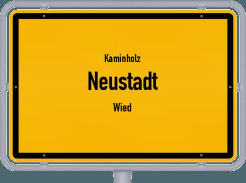 Kaminholz & Brennholz-Angebote in Neustadt (Wied), Großes Bild