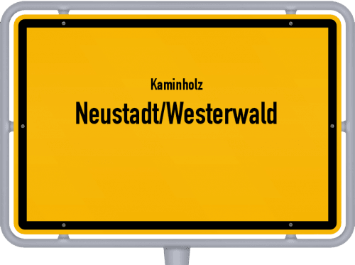 Kaminholz & Brennholz-Angebote in Neustadt/Westerwald, Großes Bild