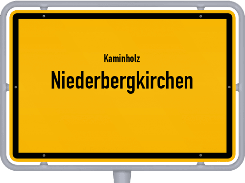 Kaminholz & Brennholz-Angebote in Niederbergkirchen, Großes Bild
