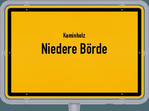 Kaminholz & Brennholz-Angebote in Niedere Börde, Großes Bild