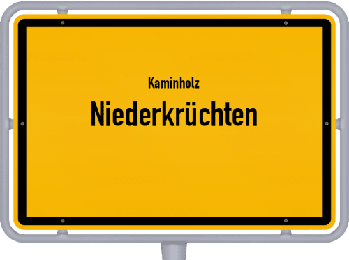 Kaminholz & Brennholz-Angebote in Niederkrüchten, Großes Bild