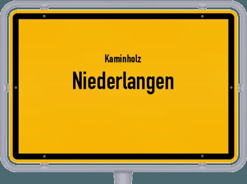 Kaminholz & Brennholz-Angebote in Niederlangen, Großes Bild