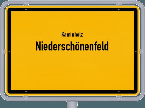 Kaminholz & Brennholz-Angebote in Niederschönenfeld, Großes Bild