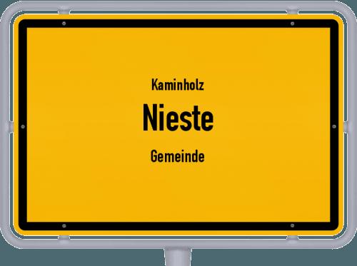 Kaminholz & Brennholz-Angebote in Nieste (Gemeinde), Großes Bild