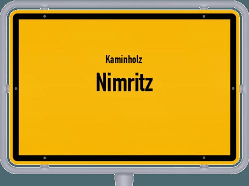 Kaminholz & Brennholz-Angebote in Nimritz, Großes Bild