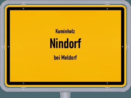 Kaminholz & Brennholz-Angebote in Nindorf (bei Meldorf), Großes Bild