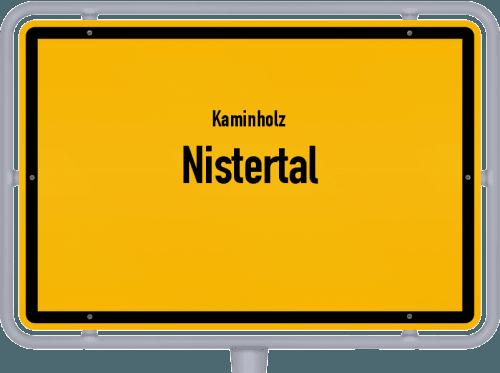 Kaminholz & Brennholz-Angebote in Nistertal, Großes Bild