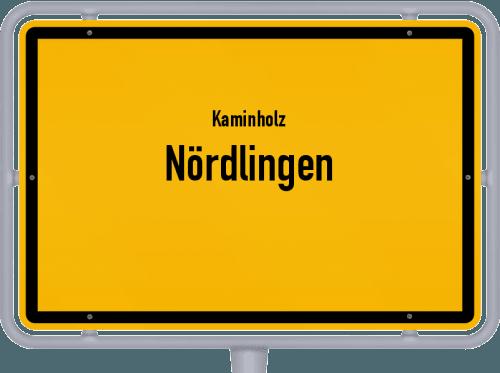 Kaminholz & Brennholz-Angebote in Nördlingen, Großes Bild