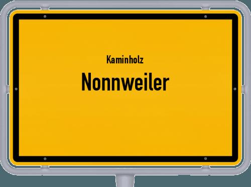 Kaminholz & Brennholz-Angebote in Nonnweiler, Großes Bild