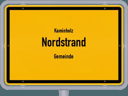 Kaminholz & Brennholz-Angebote in Nordstrand (Gemeinde), Großes Bild