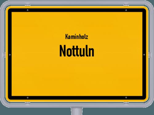 Kaminholz & Brennholz-Angebote in Nottuln, Großes Bild