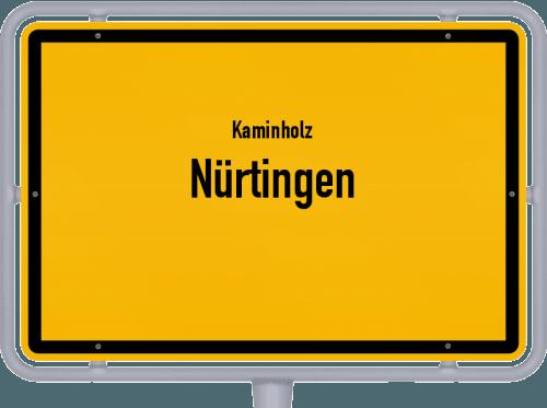Kaminholz & Brennholz-Angebote in Nürtingen, Großes Bild