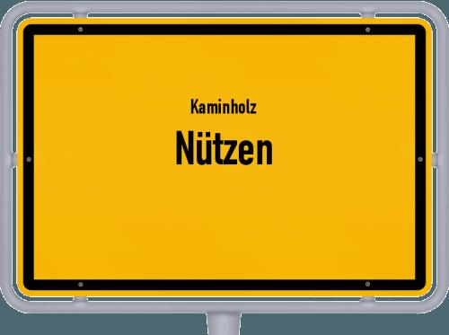 Kaminholz & Brennholz-Angebote in Nützen, Großes Bild