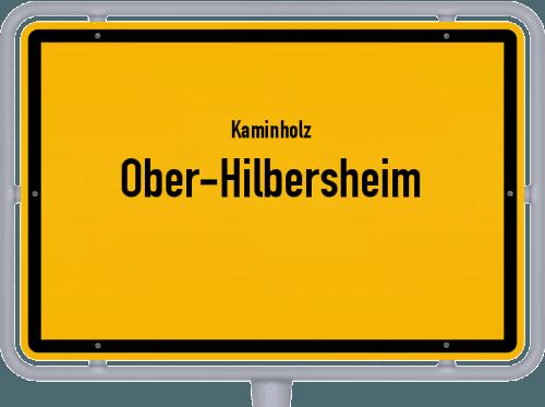 Kaminholz & Brennholz-Angebote in Ober-Hilbersheim, Großes Bild
