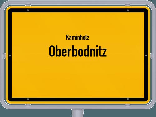 Kaminholz & Brennholz-Angebote in Oberbodnitz, Großes Bild