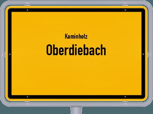 Kaminholz & Brennholz-Angebote in Oberdiebach, Großes Bild