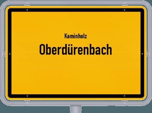 Kaminholz & Brennholz-Angebote in Oberdürenbach, Großes Bild