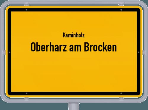 Kaminholz & Brennholz-Angebote in Oberharz am Brocken, Großes Bild