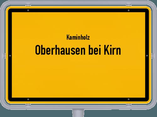 Kaminholz & Brennholz-Angebote in Oberhausen bei Kirn, Großes Bild