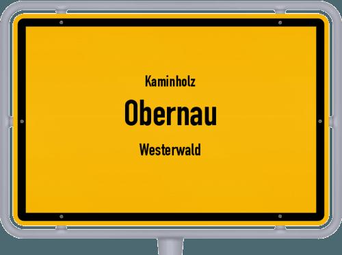 Kaminholz & Brennholz-Angebote in Obernau (Westerwald), Großes Bild