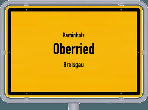 Kaminholz & Brennholz-Angebote in Oberried (Breisgau), Großes Bild