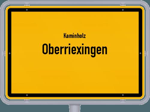 Kaminholz & Brennholz-Angebote in Oberriexingen, Großes Bild