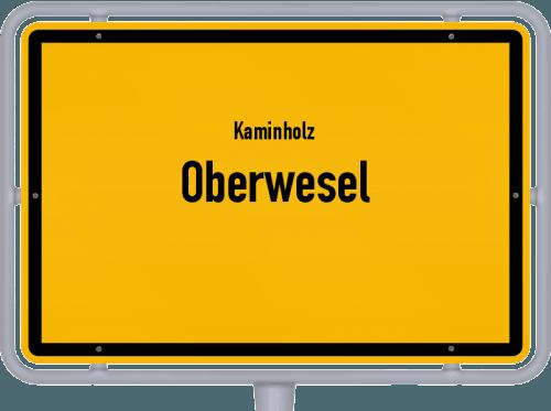 Kaminholz & Brennholz-Angebote in Oberwesel, Großes Bild
