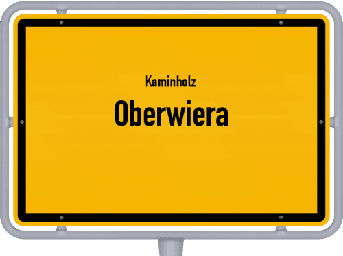 Kaminholz & Brennholz-Angebote in Oberwiera, Großes Bild