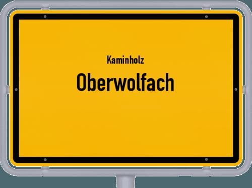 Kaminholz & Brennholz-Angebote in Oberwolfach, Großes Bild