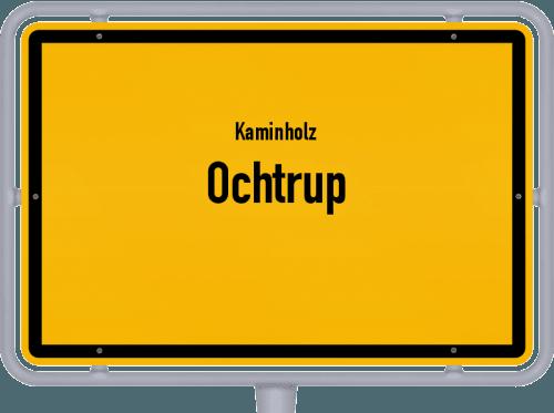 Kaminholz & Brennholz-Angebote in Ochtrup, Großes Bild