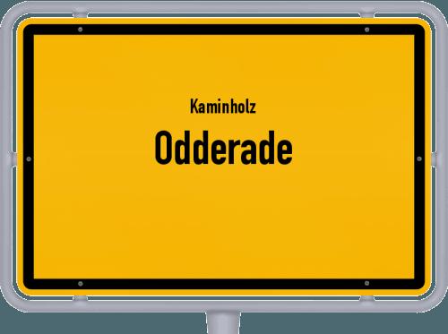 Kaminholz & Brennholz-Angebote in Odderade, Großes Bild