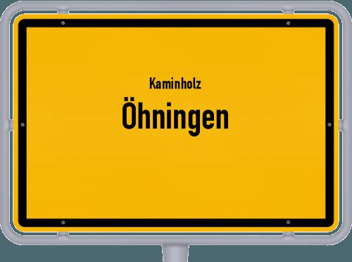 Kaminholz & Brennholz-Angebote in Öhningen, Großes Bild