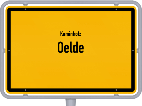 Kaminholz & Brennholz-Angebote in Oelde, Großes Bild
