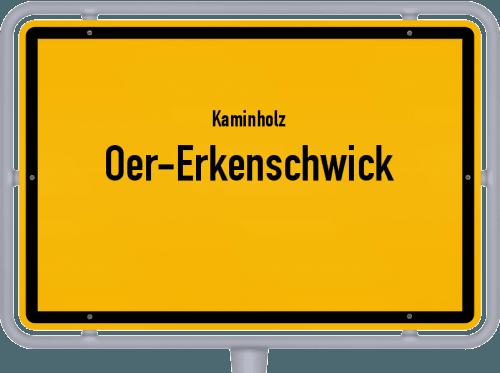 Kaminholz & Brennholz-Angebote in Oer-Erkenschwick, Großes Bild