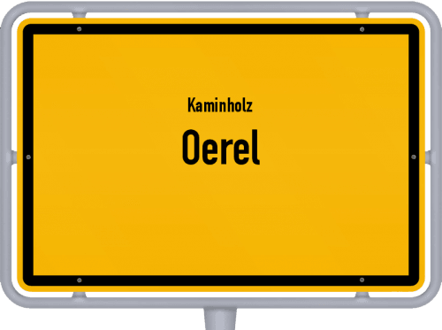 Kaminholz & Brennholz-Angebote in Oerel, Großes Bild