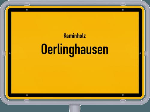 Kaminholz & Brennholz-Angebote in Oerlinghausen, Großes Bild