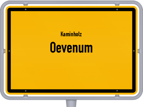 Kaminholz & Brennholz-Angebote in Oevenum, Großes Bild