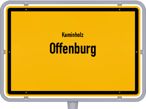 Kaminholz & Brennholz-Angebote in Offenburg, Großes Bild