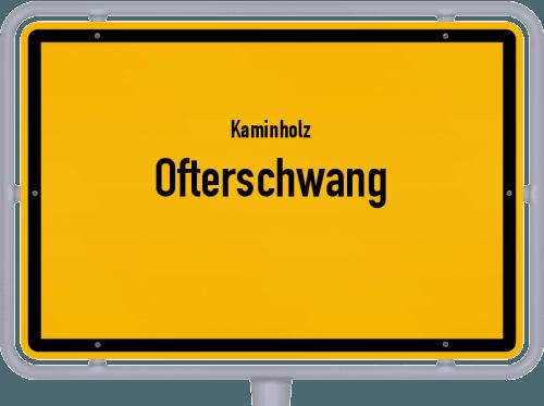 Kaminholz & Brennholz-Angebote in Ofterschwang, Großes Bild
