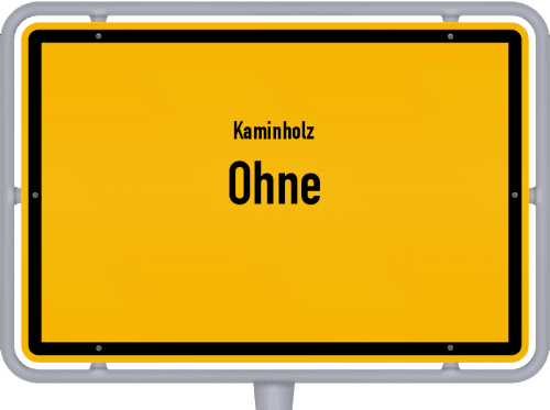 Kaminholz & Brennholz-Angebote in Ohne, Großes Bild