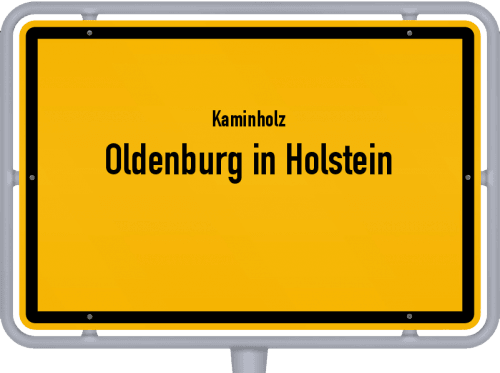 Kaminholz & Brennholz-Angebote in Oldenburg in Holstein, Großes Bild