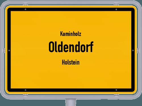 Kaminholz & Brennholz-Angebote in Oldendorf (Holstein), Großes Bild