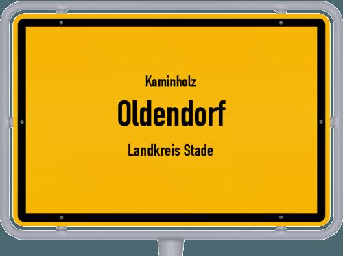 Kaminholz & Brennholz-Angebote in Oldendorf (Landkreis Stade), Großes Bild